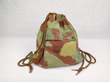Zaino militare tessuto vintage NivesCoseBelle