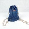 SACCA Blu Jeans MAX&Co UPCYCLING NivesCoseBelle