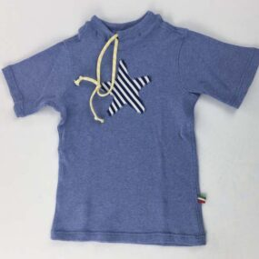 Maglietta stella bambino t-shirt