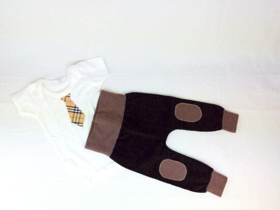 Pantaloni Sartoriali bambino PantaBaggy